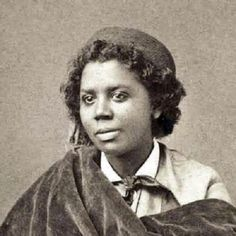 Mary Edmonia Lewis, born in 1844 in Greenbush (Rensselaer), New York, was of African and Native American descent. She became an orphan when she was young, butwith help from her brother Samuel and abolitionists, Lewis was sent to Oberlin College at the age of fifteen in1859, where she changed her n