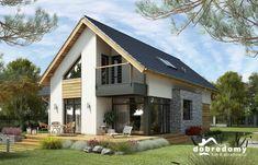 Home Design Plans, Home Fashion, Home Builders, Exterior Design, Modern Farmhouse, Bungalow, Living Spaces, House Plans, Pergola