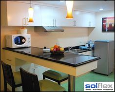 Solflex Solid Surface offers a remarkable level of versatility, durability and function way beyond the scope of other products.