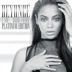 deze cd cover sprak me aan omdat Beyonce op deze foto recht in de camera kijkt. ook vind ik dat haar haren en makeup mooi zitten.