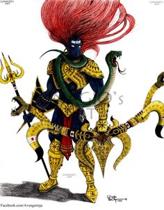 lord siva (for my story)