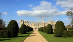 I stole a few moments for myself at the weekend and paid a visit to Burghley House and Gardens near Stamford. I mentioned my fondness for Stamford at ...