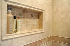 long shelf when we re-do our shower - already got one kinda like this in the other bathroom.