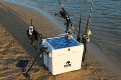 Yak Gear Brand Ambassador Robert F - from Yak Fish TV - just released his latest video walking you through how to rig a Brute Outdoors cooler for #kayakfishing using Yak Gear and Railblaza USA accessories! Watch here: http://www.yak-gear.com/cooler-rigging/