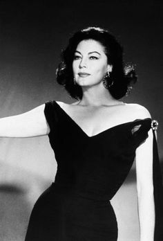 Ava Gardner  'The Angel Wore Red' (1960)