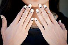 acquerello nail art 2015 - Cerca con Google