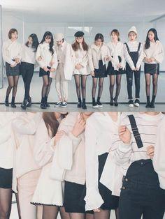 Korean Fashion Similar Look - Street Fashion