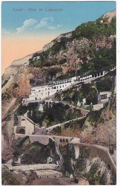 AMALFI - SALERNO - HOTEL DEI CAPPUCCINI - F.TO P. -32347- | Collezionismo, Cartoline, Paesaggistiche italiane | eBay!