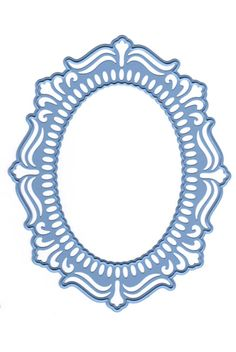 Creatables - Oval Frame