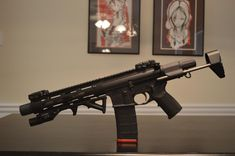 300 Blackout Build Love that style stock! http://www.scribd.com/doc/119957619/North-Eastern-Arms-Combat-Carbine-Stock