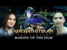 Kochadaiiyaan - The Legend - Making Of The Film