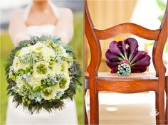 Extraordinary wedding bouquets in blue and purple | Nina Hintringer Photography - Wedding Inspirations: What Makes a Bridal Bouquet Beautiful? - www.ninahintringer.com