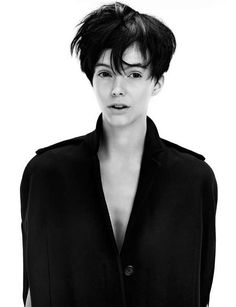 Elegantly Boyish Editorials - The Photoshoot by Wee Khim for Style Singapore is Chicly Androgynous (GALLERY)