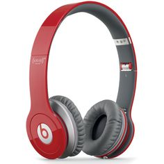 BEATS BY DRE Solo HD Headphones ($200) ❤ liked on Polyvore
