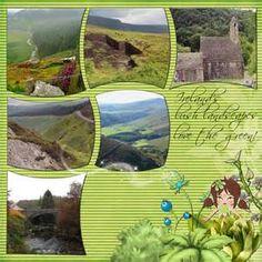 ireland scrapbook pages - Bing Images