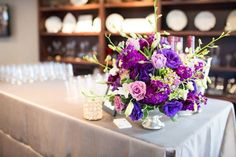 Floral Design by Etc Designs... Grand Opening Party