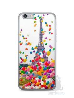 Capa Iphone 6/S Torre Eiffel e Balões Capas Iphone 6, Capas Samsung, Iphone 4, Iphone Cases, Samsung A5, Samsung Galaxy, Capa Iphone 6s Plus, Pasta, Phone Cases