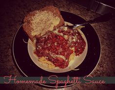 Homemade spaghetti sauce for freezing. I added a little white wine to mine...