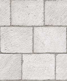 Wallpaper That Looks Like Concrete Blocks! This Paper Is From The U0027Just  Like It