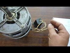 Выбор конденсатора для однофазного асинхронного двигателя - YouTube