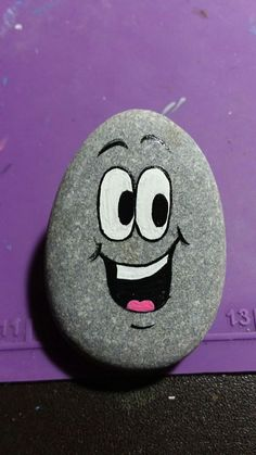 15 Fantastic DIY Easy Rock Painting Ideas For Inspiration - Bemalte Steine - Kids Rock Painting Patterns, Rock Painting Ideas Easy, Rock Painting Designs, Paint Designs, Rock Painting Ideas For Kids, Pebble Painting, Pebble Art, Stone Painting, Diy Painting