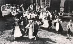 A Norwegian wedding in 1930