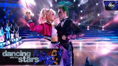 James &  Jenna Johnson dance to Sharna's choregraphed  Waltz - Dancing with the Stars