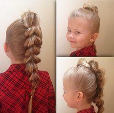 All Hairstyles, To My Daughter, Dreadlocks, Hair Styles, Beauty, Fashion, Hair Plait Styles, Moda, Fashion Styles