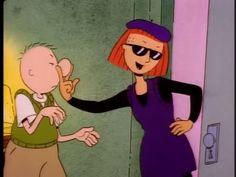Judy Funnie from 'Doug' , Nickelodeon series.
