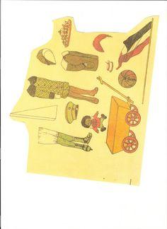 Old German paperdolls - Alice Hansen - Picasa Web Albums