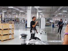 My E-Life Now !: Tesla GigaFactory Launch & Visit