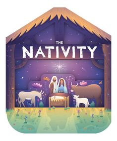 Igloo Books Nativity   Best Price and Reviews   Zulily Over The Hill, Birth Of Jesus, Before Christmas, Nativity, Anime, Over The Hump, The Nativity, Cartoon Movies