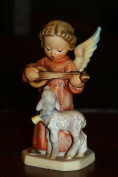 "M.I. Hummel Figurine ""Angel Serenade"""