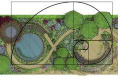 Nick Bailey's Beauty of Mathematics garden