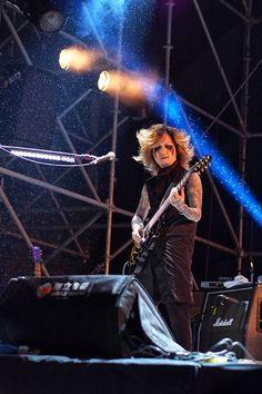 Kaoru @ Rock Bandoh Music Festival