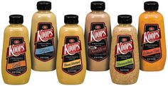 Koops Mustard. This is the brand of Dijon mustard I can eat