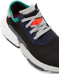 best sneakers 4d806 48d3e adidas Originals - Black  Multicolor Pod-S3.1 Sneakers
