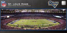 NFL St. Louis Rams - 1000 Piece Jigsaw Puzzle
