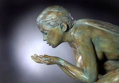 Mary Paule DEVILLE-CHABROLLE, bronze