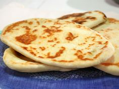 Pan naan Chefs, Tapas, Snack, Deli, Orzo, Muffin, Cooking, Breakfast, Ethnic Recipes