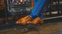 Men's Brogues, Armagh, Shoe Brands, Robin, Oxford Shoes, Dress Shoes, Footwear, Lace Up, Store