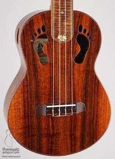 "Moore Bettah Tenor Koa ""Howzit Brah?"" - The Music Emporium"