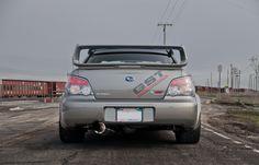 2007 Subaru Impreza STi (4)