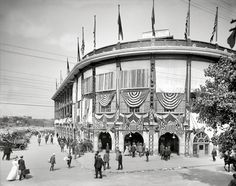 Forbes Field, 1912. 17 Vintage Photos of the Steel City of Old - The 412 - January 2014