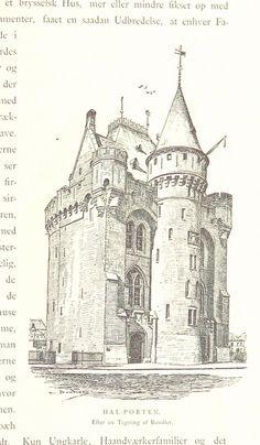 Image taken from page 595 of 'Verdens Storbyer. [Translated from 'Les Capitales du monde.'] Paa Dansk af P. Nansen. Med 322 Afbildninger' | by The British Library