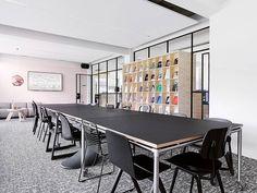 dutch design studio vanberlo has established its second major office in the former ypenburg air base in the netherlands.