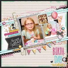 7th Birthday by bessysue581 at Studio Calico