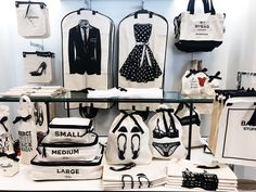 Bag-all is proud to announce that for the month of August, Bag-all will have a pop-up at Macy's Herald Square in Manhattan, NY and Macy's San Antonio, TX. Bag Packaging, Sewing Box, Fabric Bags, Market Bag, Bag Organization, Cotton Bag, Cloth Bags, Handmade Bags, Canvas Tote Bags