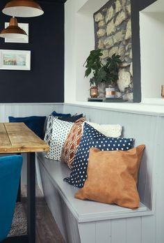 A Stylish Irish Cottage – The Global Villa Cottage House Designs, Cottage Interiors, Cottage Decor, Cottage Renovation, Home, Interior, Cottage Extension, Irish Cottage Interiors, Home Decor