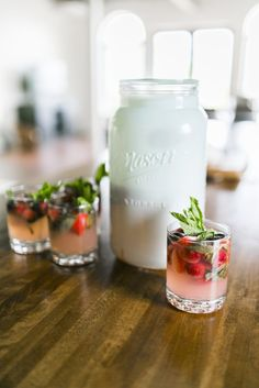 Wild Berry Mojitos b